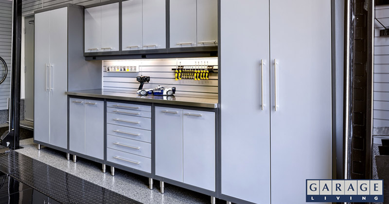 Best garage storage cabinets for 2017 full home living for Best storage bins for garage