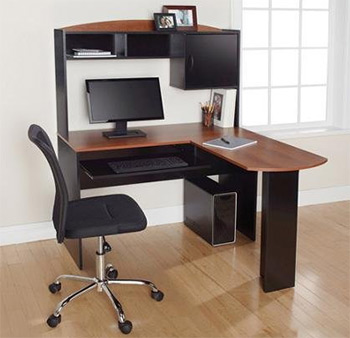 Best Corner Computer Desks For Your 2017 Home Office - Full Home ...