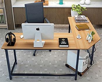 tribesigns modern lshaped desk - Lshaped Desk