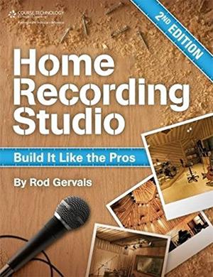 home recording build studio
