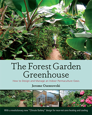 forest garden greenhouse