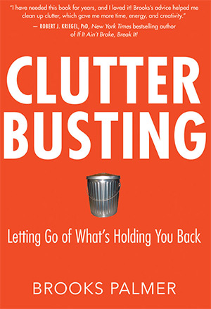 clutter busting book