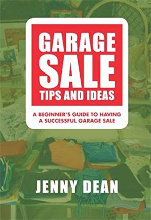 garage sale tips book