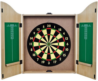 kings head dartboard
