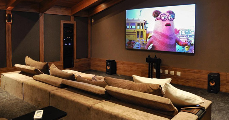 home theater design - Best Home Theater Design