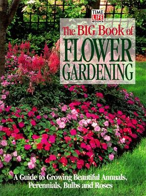 big book flower gardening