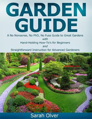garden guide book