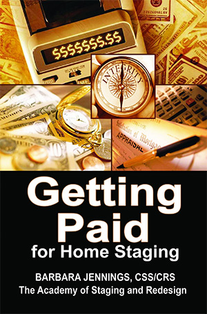 getting paid home stage
