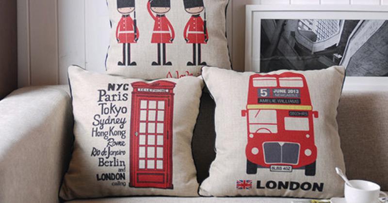 london pillows