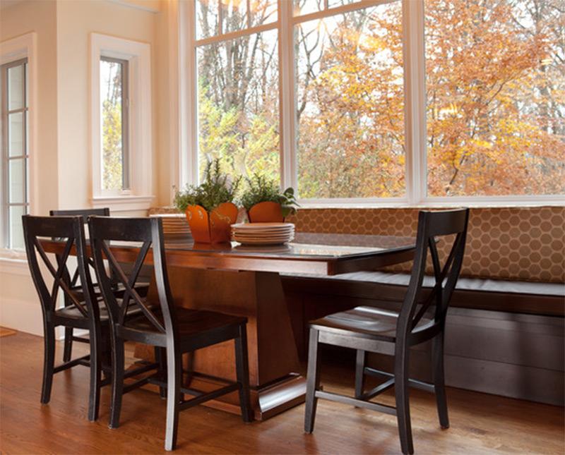 autumn leaves kitchen washington dc home