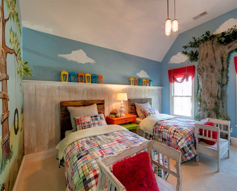 credit to kerri robusto interiors traditional boy s bedroom credit