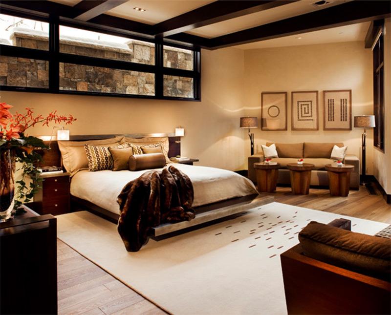 double master bedroom couches interior colorado usa