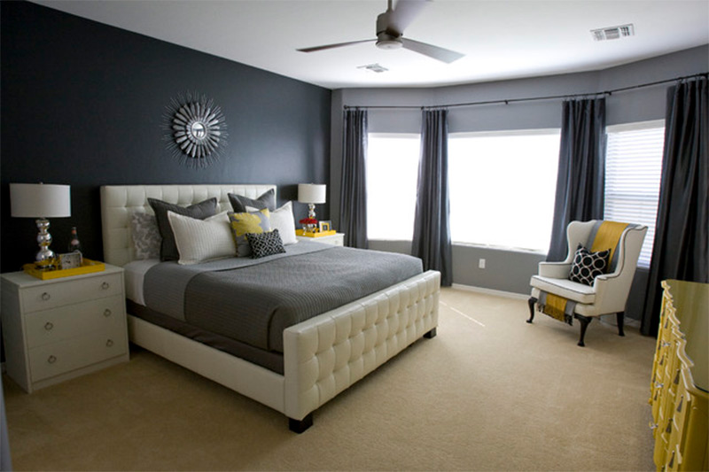 michelle master bedroom contemporary interior design