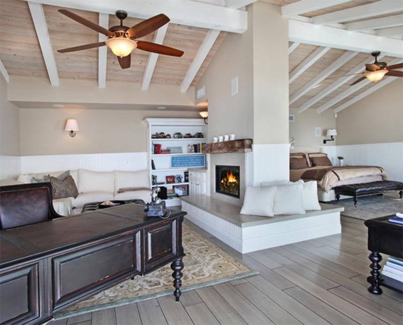 mastro residence big bedroom sofa sectional interior
