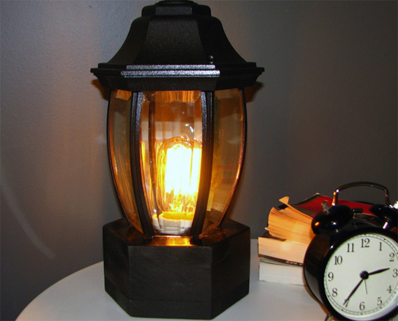 old fashioned edison table lamp 1700s 1800s retro etsy