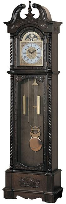 coaster 900721 grandfather clock