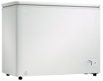 danby dcf072awb1 chest freezer