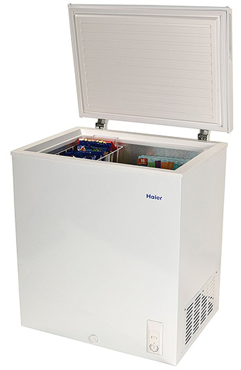 haier hf50cm23nw chest freezer