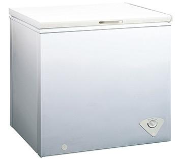 midea whs-258c1 freezer