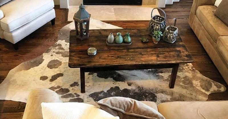 Best Cowhide Rugs For Your Home In 2019 - Full Home Living