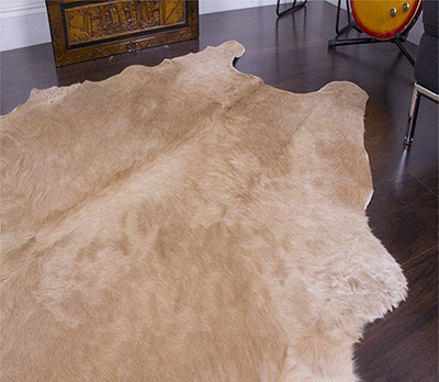 butter rodeo cowhide