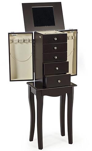 finley home mini armoire
