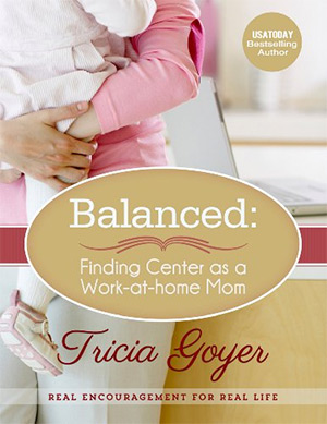 balanced stay at home mom