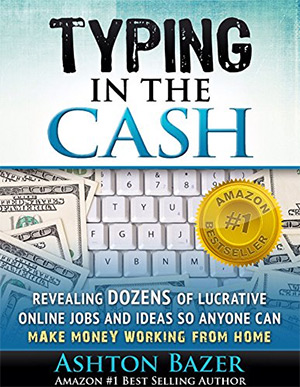 typing in cash