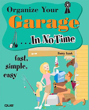 organize your garage no time