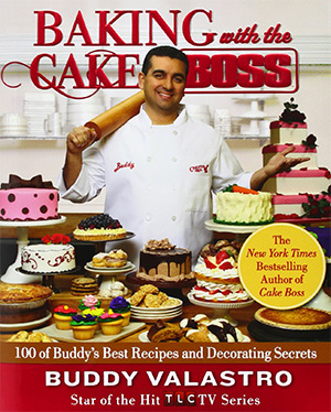 baking with cake boss