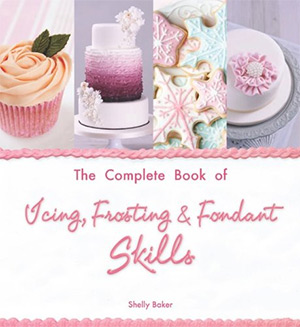 complete book icing frosting fondant