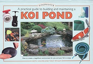 maintaining koi pond
