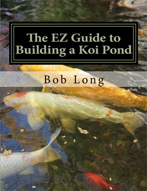 ez guide building koi pond