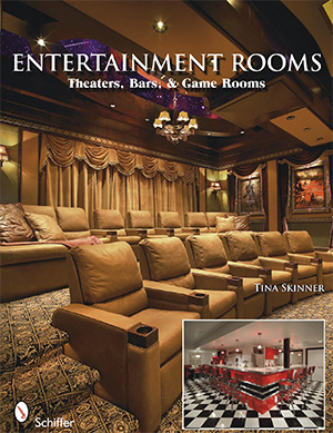entertainment rooms book