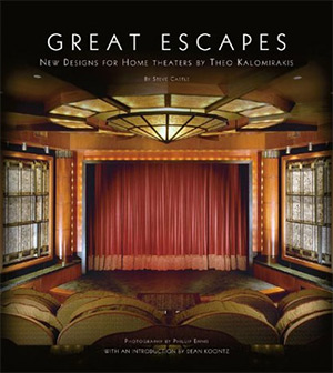 ... Designs For Home Theaters. Great Escapes Book