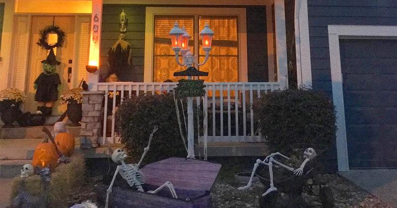 halloween home design