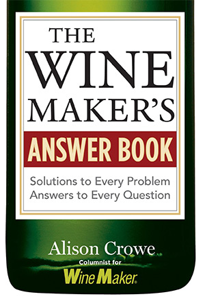 wine makers answers