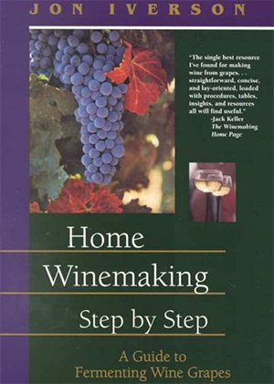 winemaking step by step