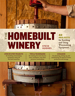 homebuilt winery