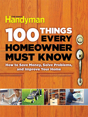 100 things every homeowner