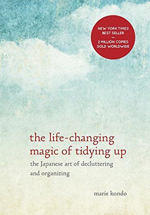 life changing magic tidying up