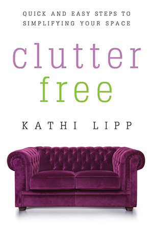 clutter free book
