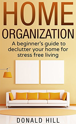 home organization book
