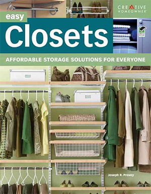 easy closets book