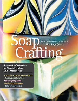 soap crafting book