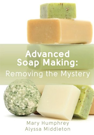 advanced soap making book