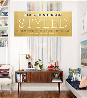 styled interior book