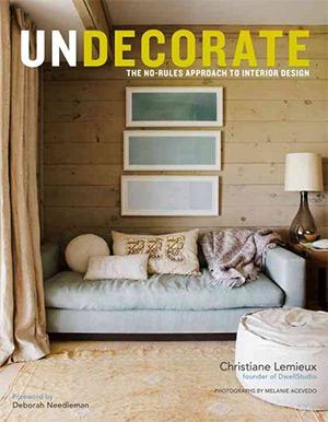 undecorate interior design
