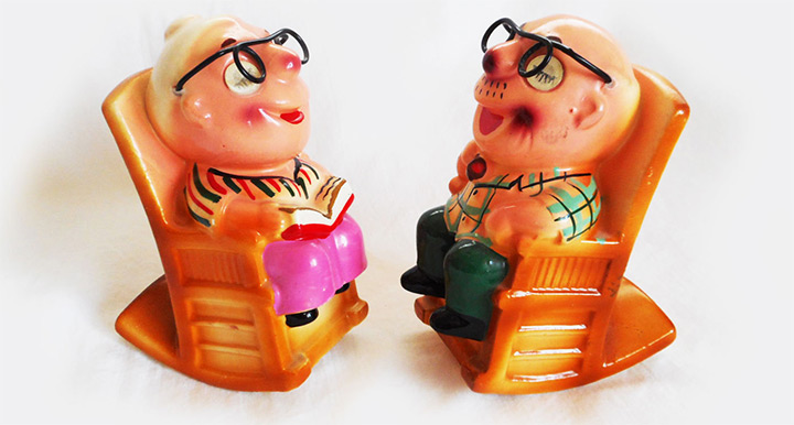 old rocking chair shakers