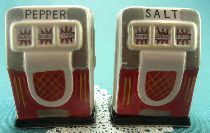 slot machine shakers
